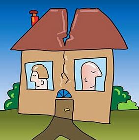 Раздел имущества развод через суд